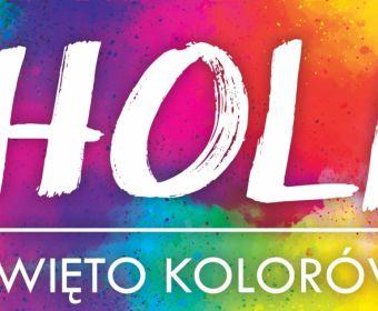 """Piknik Holi """"Święto Kolorów"""""""